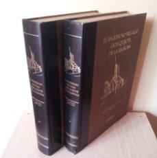 Libros de segunda mano: DON QUIJOTE DE LA MANCHA - EDICION CONMEMORATIVA IV CENTENARIO (1605-2005) - CARROGGIO. Lote 134797402