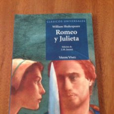 Libros de segunda mano: ROMEO Y JULIETA. Lote 135335713