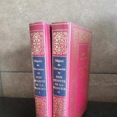 Libros de segunda mano: CERVANTES. DON QUIJOTE DE LA MANCHA.PLANETA 1990. BUENN ESTADO.. Lote 135496562