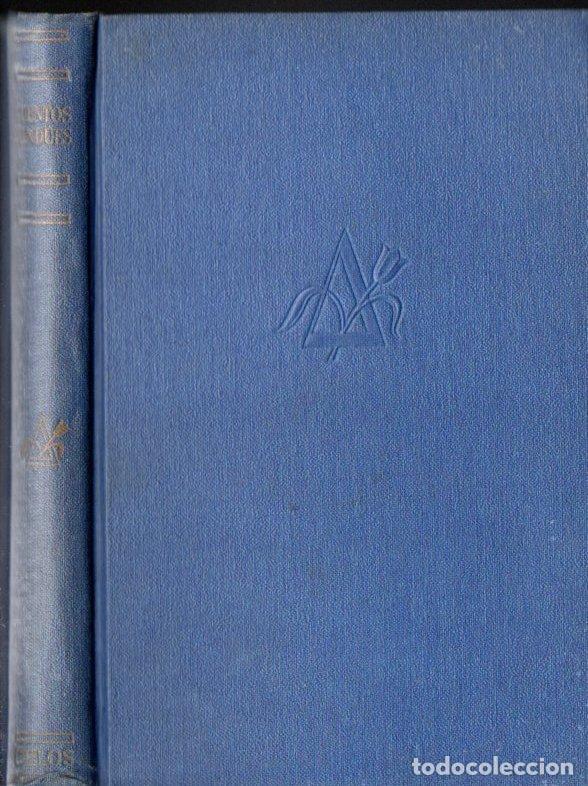 Libros de segunda mano: CUENTOS HINDÚES DE LOS CINCO LIBROS DE LA INDIA (AYMÁ, 1942) - Foto 2 - 135596770