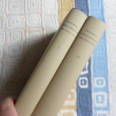 Libros de segunda mano: HISTORIAS CABALLERESCAS (2 VOLS. BIBLIOTECA CASTRO). Lote 135612586