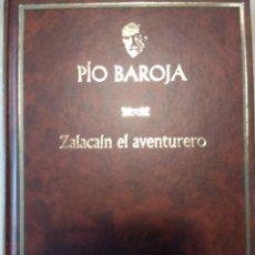 Libros de segunda mano: ZALACAÍN EL AVENTURERO. PÍO BAROJA. NARRATIVA COMPLETA PÍO BAROJA. ILUSTRADO POR RICARDO BAROJA. AÑO. Lote 135911061