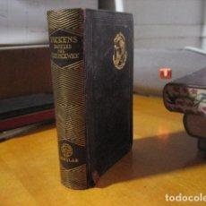 Libros de segunda mano: CHARLES DICKENS. PAPELES PÓSTUMOS DEL CLUB PICKWICK. AGUILAR. PRIMERA EDICIÓN.. Lote 198802797