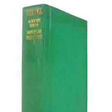 Libros de segunda mano: 1959 - AGUILAR - THOMAS MAYNE REID: NOVELAS ESCOGIDAS. TOMO I - EL LINCE INQUIETO. Lote 136075782