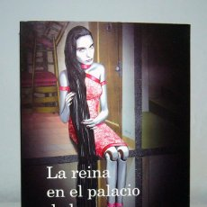 Libros de segunda mano: LA REINA EN EL PALACIO DE LAS CORRIENTES DE AIRE (2009) STIEG LARSSON, ED. DESTINO, ÁNCORA Y DELFÍN.. Lote 136310286