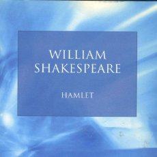Libros de segunda mano: HAMLET, WILLIAM SHAKESPEARE. Lote 138563432