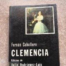 Libros de segunda mano: FERNÁN CABALLERO CLEMENCIA. Lote 137910258