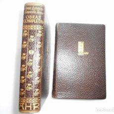 Libros de segunda mano: JUAN IGNACIO LUCA DE TENA OBRAS Y90788 . Lote 138196786