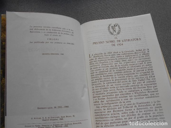Libros de segunda mano: LOS CAMPESINOS. WLADISLAW REYMONT - Foto 3 - 261153325