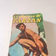 Libros de segunda mano: EL REGRESO DE TARZAN. Lote 139358878