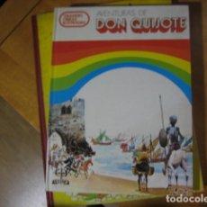 Libros de segunda mano: DON QUIJOTE - CERVANTES - EDICION INFANTIL - SOPENA 1972 - PEREZ FABO / MAURO ARMIÑO. Lote 139423942