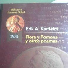 Libros de segunda mano: LOTE TRES LIBROS TAPA DURA COLECCIÓN BIBLIOTECA PREMIOS NOBEL TOTALMENTE NUEVOS. Lote 139446226