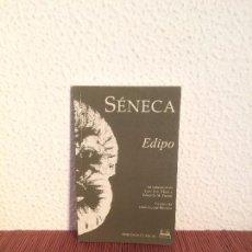 Libros de segunda mano: EDIPO - SÉNECA - ED. CLÁSICAS. Lote 179251146