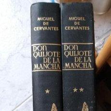 Libros de segunda mano: DON QUIJOTE DE LA MANCHA. MIGUEL DE CERVANTES.ILUSTRADO POR SEGRELLES. AFANIAS ESPASA-CALPE 1980. Lote 139533634