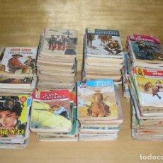 Libros de segunda mano: LOTE VARIADO DE 100 BOLSILIBROS-ESTEFANIA Y OTROS.. Lote 139735386
