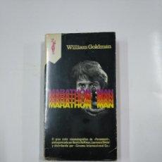 Libros de segunda mano: MARATHON MAN. - GOLDMAN, WILLIAM. TDK181. Lote 139953758