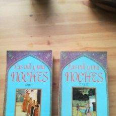 Libros de segunda mano: LAS MIL Y UNA NOCHES. Lote 140004822