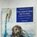 Libros de segunda mano: LAS AVENTURAS DE ULISES CLÁSICOS ADAPTADOS. Lote 140168957