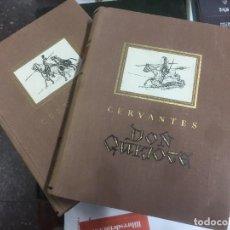 Libros de segunda mano: DON QUIJOTE EN ESTONIO, 2 VOLÚMENES. TALLIN 1955. Lote 140473570