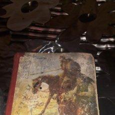Libros de segunda mano: DON QUIJOTE DE LA MANCHA - EDICIÓN ESCOLAR - EDITORIAL LUIS VIVES - 1953. Lote 140591186