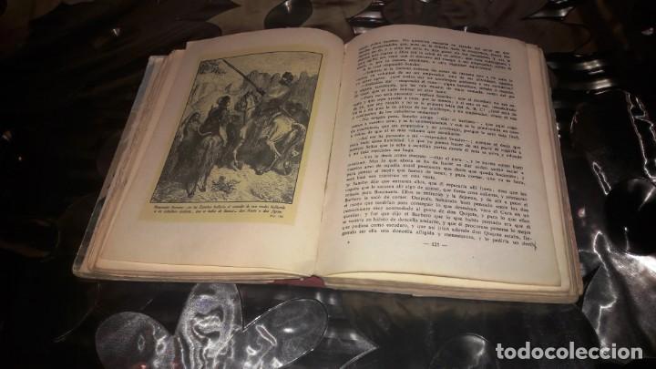 Libros de segunda mano: DON QUIJOTE DE LA MANCHA - EDICIÓN ESCOLAR - EDITORIAL LUIS VIVES - 1953 - Foto 3 - 140591186