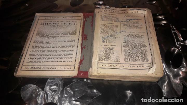 Libros de segunda mano: DON QUIJOTE DE LA MANCHA - EDICIÓN ESCOLAR - EDITORIAL LUIS VIVES - 1953 - Foto 4 - 140591186