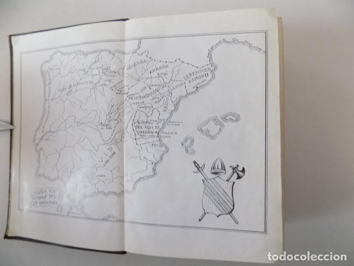Libros de segunda mano: LIBRERIA GHOTICA. LUJOSA EDICIÓN AGUILAR DEL ROMANCERO ESPAÑOL.1938. PRIMERA EDICIÓN. - Foto 4 - 140591702