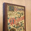 Libros de segunda mano: DON QUIJOTE DE LA MANCHA. SEIX EDITOR. BARCELONA. TOMO I.. Lote 140693838