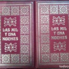 Libros de segunda mano: LAS MIL Y UNA NOCHES, 1964. Lote 140922906