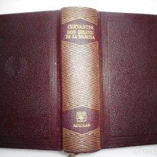 Libros de segunda mano: MIGUEL DE CERVANTES SAAVEDRA DON QUIJOTE DE LA MANCHA Y91124. Lote 140986694