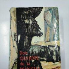 Libros de segunda mano: EL INGENIOSO HIDALGO DON QUIJOTE DE LA MANCHA. MIGUEL DE CERVANTES. EDITORIAL EVEREST 1971. TDK35. Lote 140996822