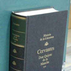 Libros de segunda mano: DON QUIJOTE DE LA MANCHA, 2. MIGUEL DE CERVANTES. Lote 141646762