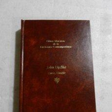 Livres d'occasion: CORRE, CONEJO-JOHN UPDIKE- OBRAS MAESTRAS DE LA LITERATURA CONTEMPORÁNEA - SEIX BARRAL Nº 65. Lote 141707518