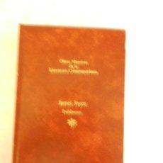 Livres d'occasion: DUBLINESES-JAMES JOYCE-OBRAS MAESTRAS DE LA LITERATURA CONTEMPORÁNEA-SEIX BARRAL Nº 25. Lote 141817510