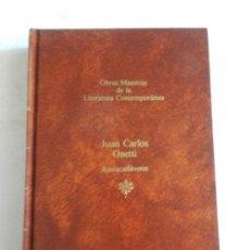 Libros de segunda mano: JUNTACADÁVERES-JUAN CARLOS ONETTI-OBRAS MAESTRAS DE LA LITERATURA CONTEMPORÁNEA-SEIX BARRAL Nº 63. Lote 141834766