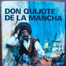 Libros de segunda mano: DON QUIJOTE DE LA MANCHA. CERVANTES. TOMO II, 1973. Lote 142208502
