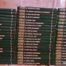 Libros de segunda mano: COLECCIÓN COMPLETA EMILIO SALGARI, 60 LIBROS. EDITORIAL ORBIS. Lote 142397318