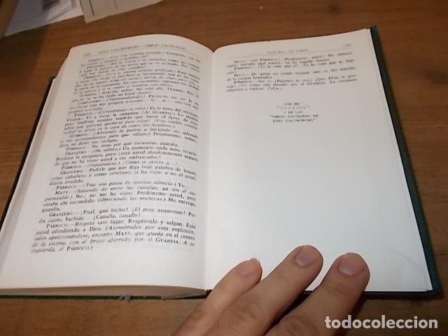 Libros de segunda mano: JOHN GALSWORTHY. OBRAS ESCOGIDAS ( LA SAGA DE LOS FORSYTE, LA HUELGA...). AGUILAR,EDITORIAL. 1967 - Foto 5 - 142556302