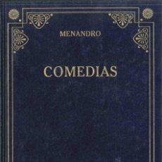 Libros de segunda mano: COMEDIAS , OBRAS COMPLETAS , AGUILAR. Lote 142615322