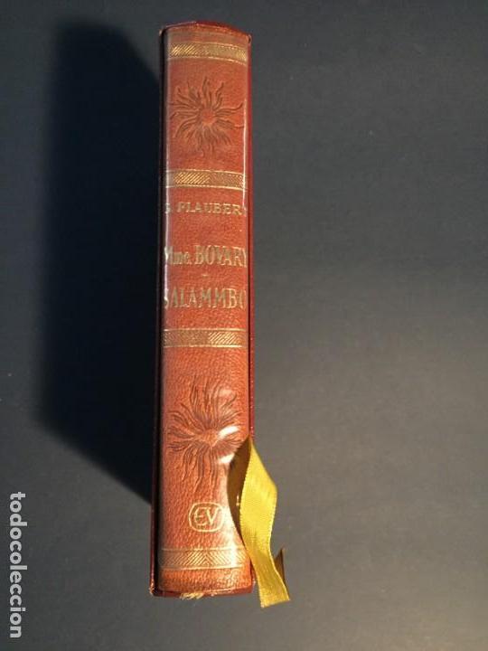 flaubert - madame bovary / salammbó - editorial - Comprar