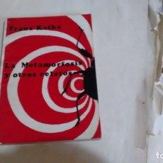 Libros de segunda mano - FRANZ KAFKA - LA METAMORFOSIS Y OTROS RELATOS - 142833502