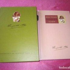 Libros de segunda mano: SIGLO PASADO. SEGUIDO DE LECTURAS DE FUERA Y OTROS ARTÍCULOS. Lote 143155954