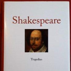Libros de segunda mano: WILLIAM SHAKESPEARE . TRAGEDIAS . GREDOS. Lote 143692134