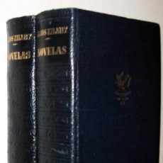 Libros de segunda mano: NOVELAS - LAJOS ZILAHY - 2 TOMOS *. Lote 143736226