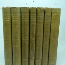Libros de segunda mano: OBRAS DE FEDERICO GARCIA LORCA EDITORIAL LOSADA. Lote 143750622