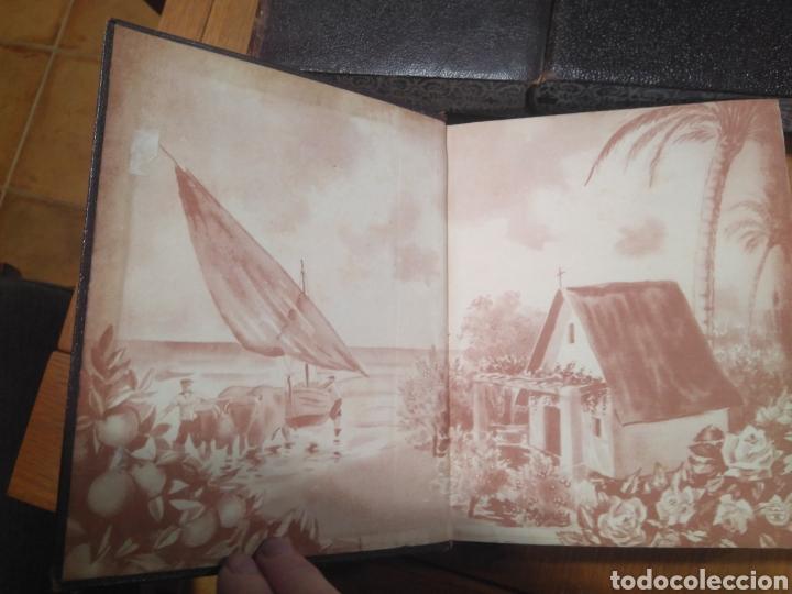 Libros de segunda mano: OBRAS COMPLETAS. VICENTE BLASCO IBAÑEZ. 3 TOMOS, AÑO 1949 EDITORIAL AGUILAR - Foto 6 - 52805327