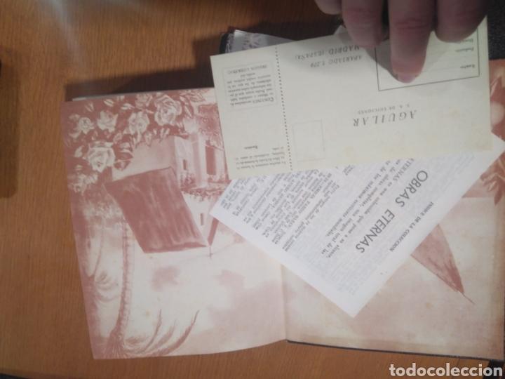 Libros de segunda mano: OBRAS COMPLETAS. VICENTE BLASCO IBAÑEZ. 3 TOMOS, AÑO 1949 EDITORIAL AGUILAR - Foto 10 - 52805327