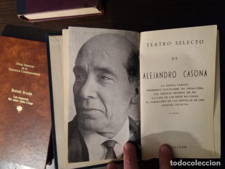 Libros de segunda mano: Lote de 4 libros con clasicos de la literatura - Foto 3 - 143824710