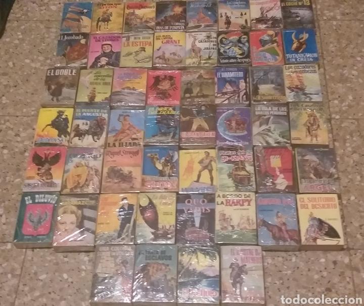 LOTE 52 LIBROS PULGA LITERATURA UNIVERSAL (Libros de Segunda Mano (posteriores a 1936) - Literatura - Narrativa - Clásicos)