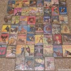 Libros de segunda mano: LOTE 52 LIBROS PULGA LITERATURA UNIVERSAL. Lote 144464404
